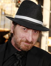 Frank Miller at the world premiere of