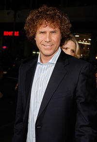 Will Ferrell at the Hollywood premiere of