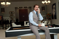 Will Ferrell as Ron Burgundy in
