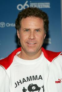 Will Ferrell at the TIFF Press Conference for