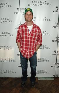 Peter Krause at the press conference of