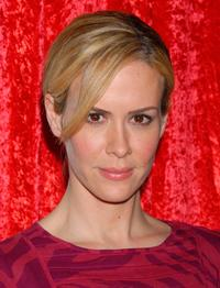 Sarah Paulson at the celebration of