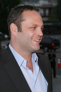 Vince Vaughn at the L.A. premiere of