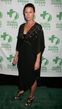 Rhona Mitra at the 12th Annual Green Cross Millennium Awards.
