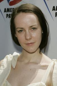 Jena Malone at the photocall promoting