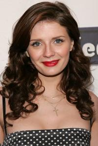 Mischa Barton at the Box to unveil the Spring 2008 Keds ad campaign.