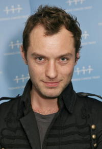 Jude Law at a series of concerts and events in aid of Teenage Cancer Trust organised by charity Patron Roger Daltrey.