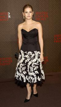 Elisha Cuthbert at the Louis Vuitton United Cancer Front Gala.