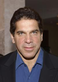 Lou Ferrigno at the 30th Annual Saturn Awards.