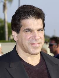 Lou Ferrigno at the 3rd Annual Taurus World Stunt Awards.