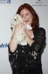 Vicki Lewis at the