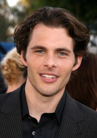 James Marsden at the Westwood premiere of
