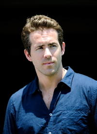 Ryan Reynolds at the NASCAR Sprint Cup Series.