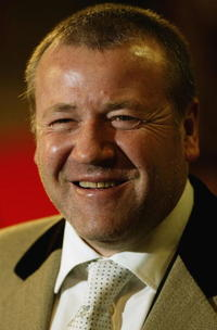 Ray Winstone at the London premiere of
