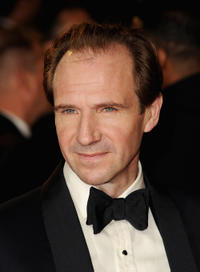 Ralph Fiennes at the Royal world premiere of