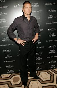 Barry Pepper at the screening of