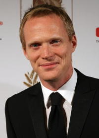 Paul Bettany at the British Academy of Film and Television Arts.
