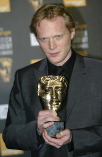 Paul Bettany at the BAFTA British Academy Film Awards.