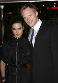 Paul Bettany and Jennifer Connelly at the British Comedy Awards 2006.