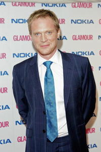 Paul Bettany at the Glamour Women of the Year awards.