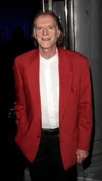 David Bradley at the after party of the premiere of