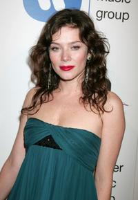 Anna Friel at the Warner Music Group 2008 GRAMMY Awards after party.