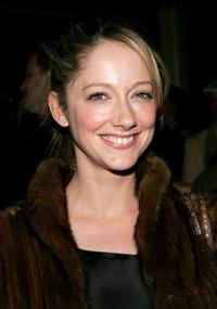 Judy Greer at the opening night after party of