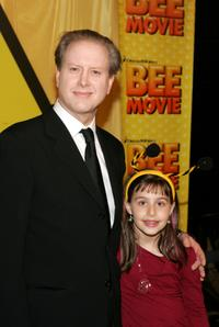 Darrell Hammond and daughter Mia Hammond at the premiere of