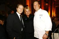 Darrell Hammond, Suzanne Wright and Frankiln Becker at the Autism Speaks to Wall Street: Celebrity Chef Gala.