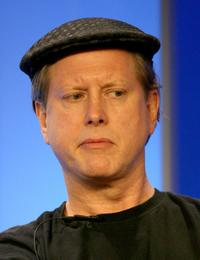 Darrell Hammond at the NBC Universal Cable portion of the Television Critics Association Press Tour.