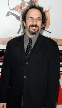 Robert Smigel at the screening of