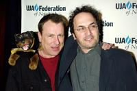 Colin Quinn and Robert Smigel at the UJA Federation Roast of Comedy Centrals Larry Divney.