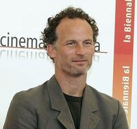 Matthew Barney at the photocall of