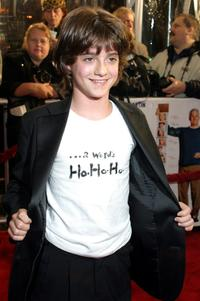 Jacob Smith at the premiere of