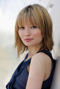 Emily Browning at the LOreal Melbourne Fashion Festival 2007 program launch.