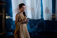 Emily Browning as Cassia in