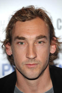 Joseph Mawle at the world premiere of