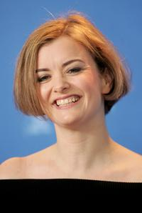 Lucy Russell at the promotion of