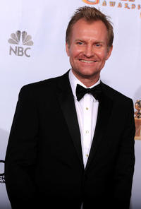 Ulrich Thomsen at the 68th Annual Golden Globe Awards.