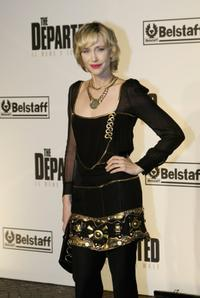 Vera Farmiga at the dinner party to promote