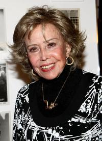 June Foray at the AMPAS celebration of