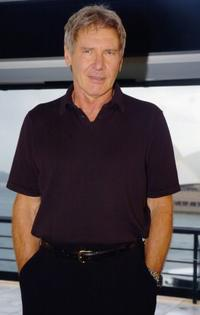 Harrison Ford at the Sydney press conference of