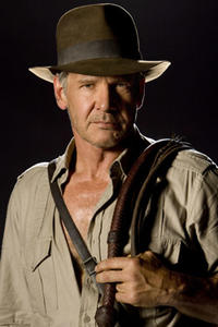 Harrison Ford stars as Indiana Jones in