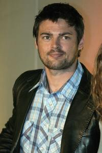 Karl Urban at the Fellowship Festival 2004.