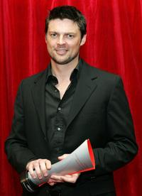 Karl Urban at the Qantas New Zealand Television Awards.