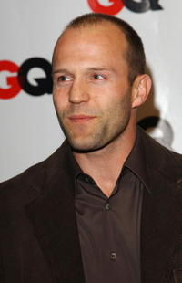 Jason Statham at the GQ Magazine party for their annual Hollywood Issue.