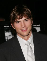 Ashton Kutcher at the