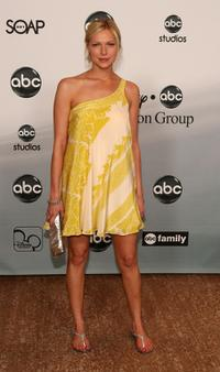 Laura Prepon at the 2007 ABC All Star Party.