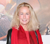 Brigitte Fossey at the France premiere of