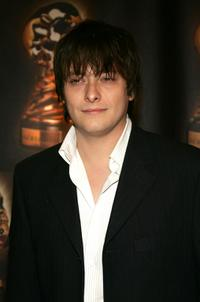Edward Furlong at the world premiere screening of